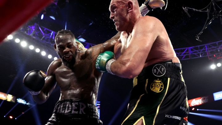 Arum hoping to finalize Fury-Wilder 3 soon