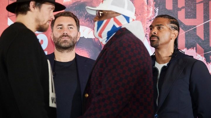 Haye: Usyk-Chisora Not Looking Likely For A While; Need Crowd For That Fight