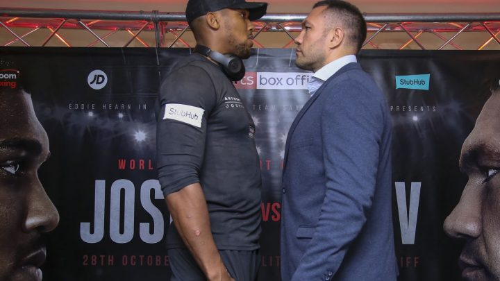 Joshua-Pulev now targeted for December