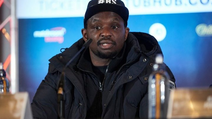 Dillian Whyte To Seek a Government Exemption For Return To UK