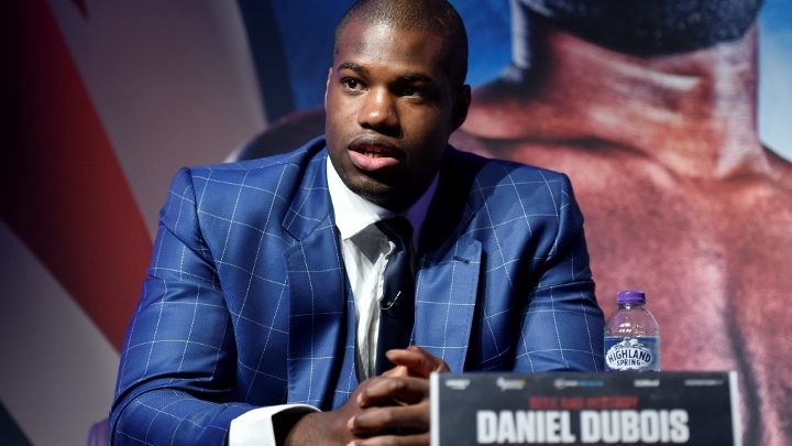 Daniel Dubois: I Want To Deliver Big Against Pfeifer, Then KO Joe Joyce!