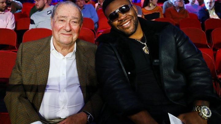 Arum: I Believe Jarrell Miller Will Get Multi-Year Suspension or Life Ban