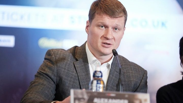 Povetkin Set To Spar With Chisora, Allen For Whyte Clash