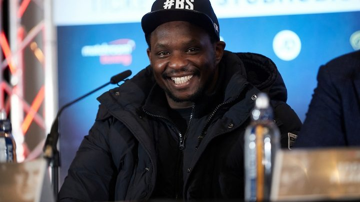 Whyte on Fury, Joshua Marbella Meeting: That Looked So Staged!