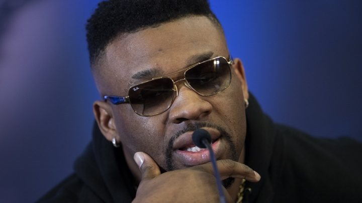 Jarrell Miller Temporary Suspension Extended By NSAC