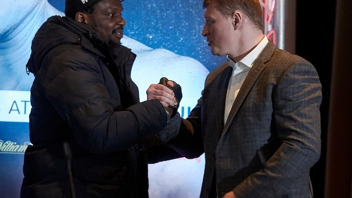 Whyte: I'm Expecting Best Povetkin In Long Time; He Knows What's At Stake