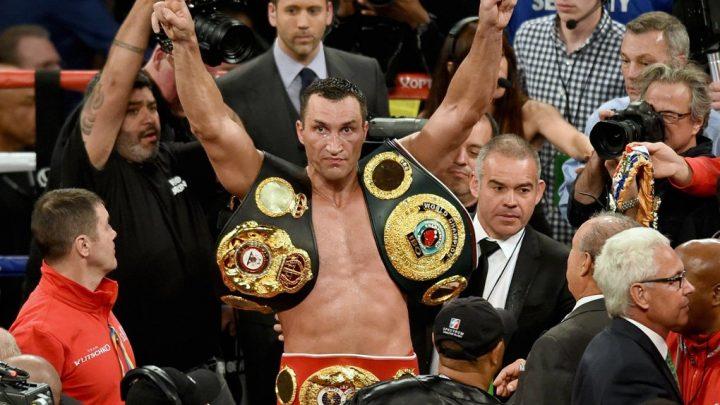 Tom Loeffler: I would love to see Wladimir Klitschko come back