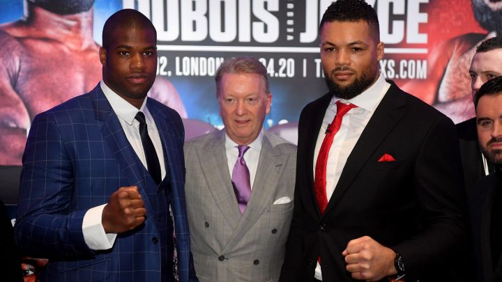 Dubois-Joyce likely to be postponed again