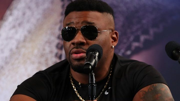 Jarrell Miller Blames Sexual Performance Drug For Test Failure