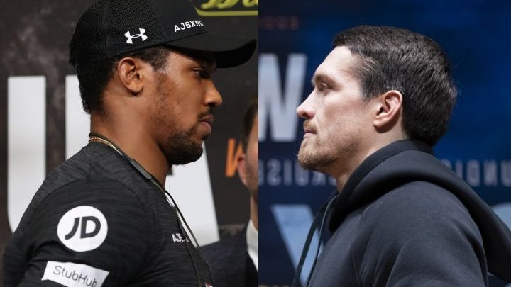 Usyk Will Not Step Aside From Joshua Title Shot, Says Hearn