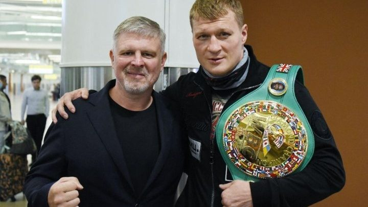 Povetkin Promoter: After Whyte Rematch, We Will Pursue Tyson Fury