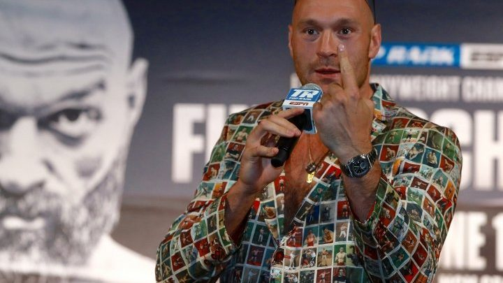 Fury To Joshua: Vacate WBO Title, Forget Usyk, Fight Me in 2021