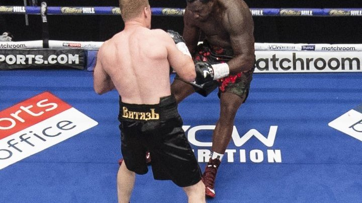 Hearn: Whyte Taking Povetkin Rematch So Quickly is Extremely Dangerous