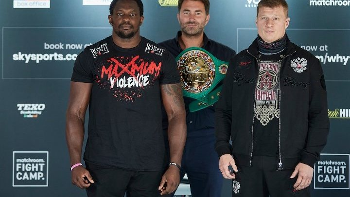 WBC Heavyweight Mandatory Situation Remains Unclear Even as Povetkin-Whyte II is Set