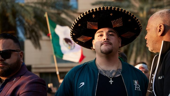 Andy Ruiz Will Bounce Back, Says Confident Trainer