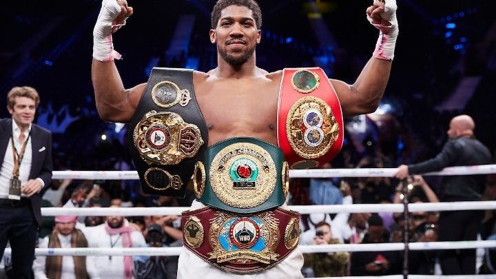 Joshua Will Look To Get Exception From WBO To Face Fury in 2021