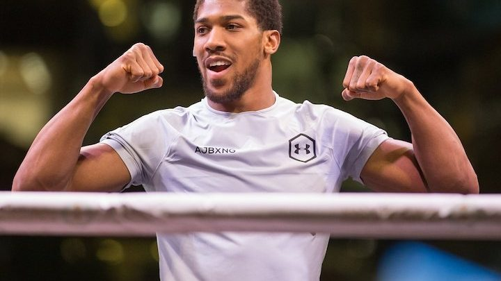 Anthony Joshua: I Want To Steamroll Through Pulev, Fight Fury!
