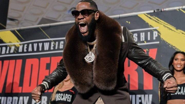 Joshua is Eager To Hear Wilder Break Silence on Fury Trilogy Situation