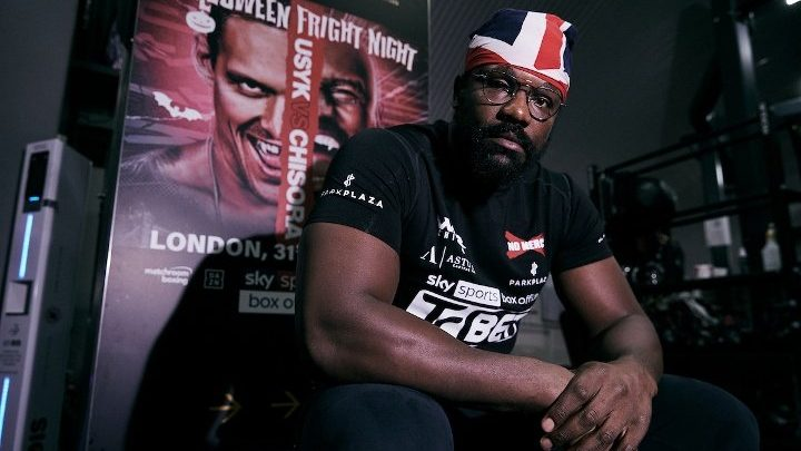 Chisora: I'm Stronger, Crazier, Want It More Than Joshua, Fury, Whyte, Wilder