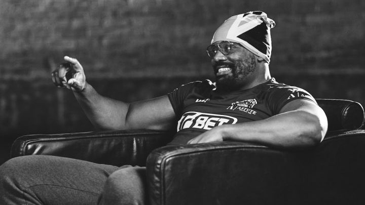 Chisora Training Hard: No Juggling or Mind-Training Like Usyk – That's For Sissies
