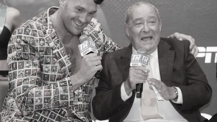 Arum Doubts Wilder's Manager Has Read Contract For Fury Trilogy