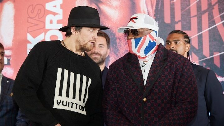 Bellew: I Hope Chisora Lands His Big Right on Usyk, Gets The Job Done!