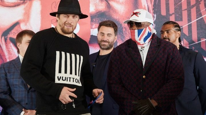 Chisora: Lomachenko Feeds Off The Crowd – Me And Usyk Do Too