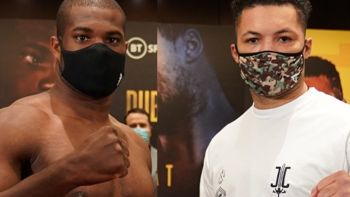 Joe Joyce: I Don't Care What Others Think – I'm Coming To Take Dubois Out!