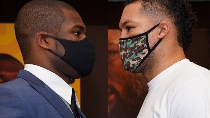 Dubois-Joyce ESPN+ Weigh-In Report From Westminster, England