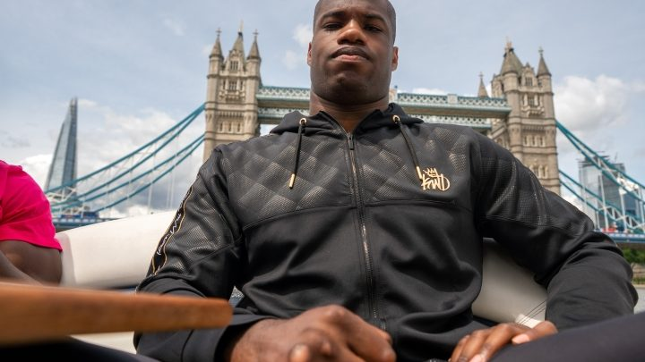 Daniel Dubois Will Be Out For Five Months Due To Eye Injury