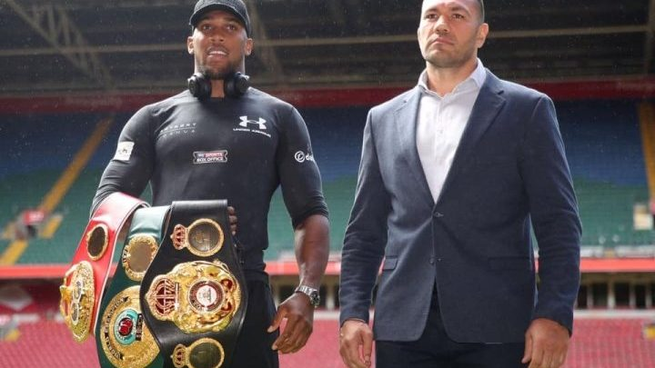 Anthony Joshua-Kubrat Pulev: No Ticket Priority For Families, Friends