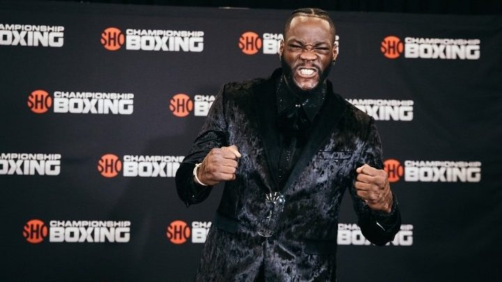 Whyte: Wilder Wasn't a Big Draw, Lost The Belt, He Has Nothing Now!
