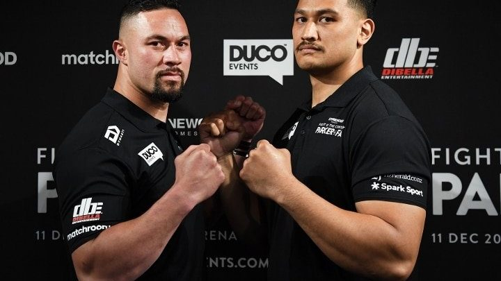 Parker Focused on Fa, Wants To Bring Big Fight To New Zealand