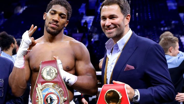 Hearn: Fury-Joshua should be finalized next week, offers on table