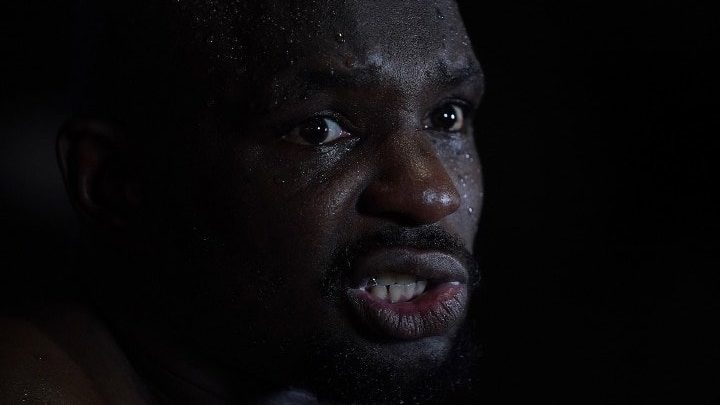Whyte Not Against The Scenario of Facing Ngannou For UFC Title