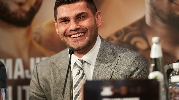 Hunter-Hrgovic: Purse Bid Hearing Postponed As Talks Resume For IBF Title Eliminator