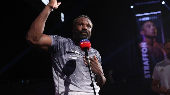 Derek Chisora To Fight On: I'm Not Retiring Yet, Forget That