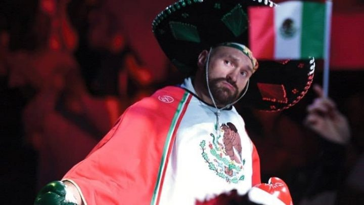 Tyson Fury: If Billy Joe Saunders beats Canelo, give him the decision, do not rob him