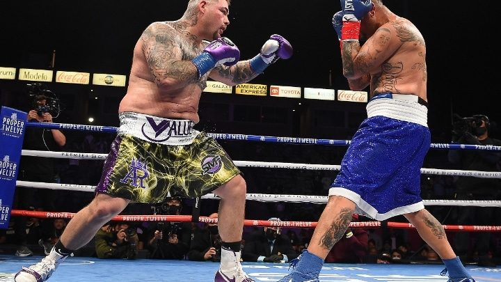 Arreola: This Andy Ruiz Would Easily Knock Out AJ; They Didn't Expect This Chris Arreola