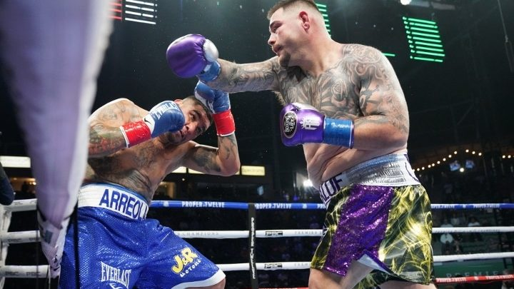 Andy Ruiz: I Liked That I Went Down, Got Up and Won, I Felt Rusty