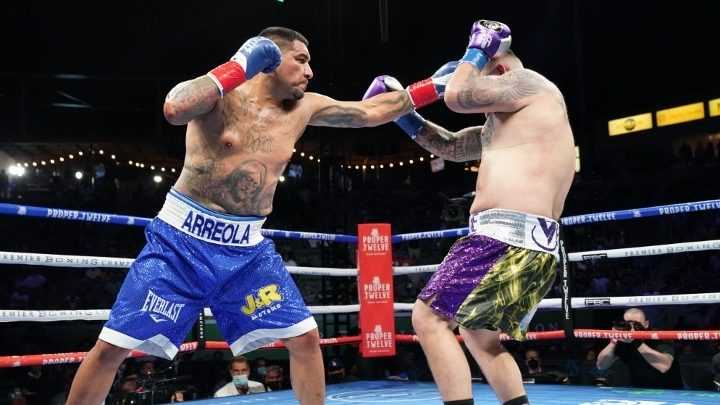 Arreola: Andy's Very Dangerous; I Didn't Wanna Be Like AJ & Throw Caution To The Wind