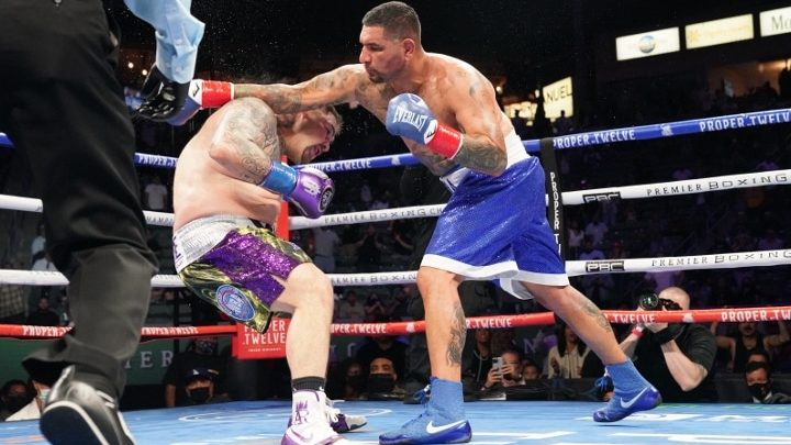 Andy Ruiz Gets More Than He Bargained For In Return Win Over Chris Arreola