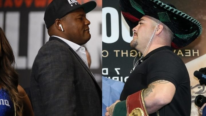 Andy Ruiz: Me & Luis Ortiz Would Be An Exciting Fight; Gotta Talk To Al Haymon