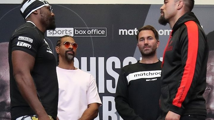 Parker's Manager: Chisora Rematch Being Negotiated For Later in The Year