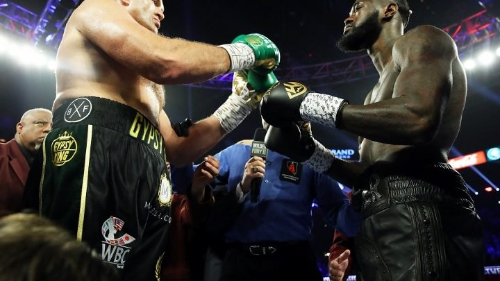 Fury-Wilder III: T-Mobile Arena Venue Hold Approved By NSAC