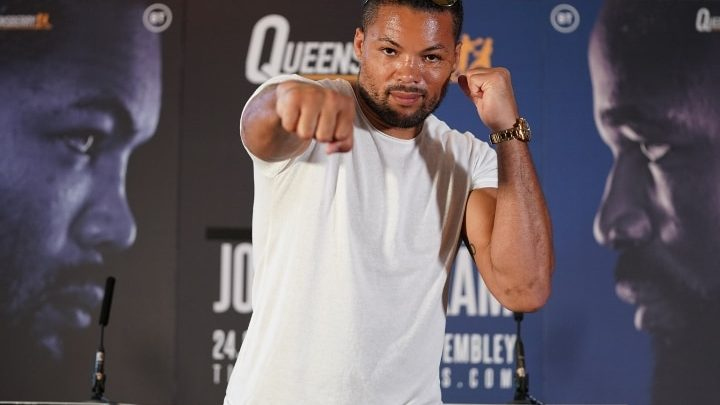 Joe Joyce: I Look Forward To Getting Opportunity To Punch Joshua Up