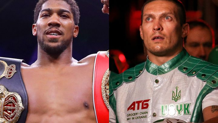"""Joshua and Usyk nearing deal, """"most issues agreed"""""""