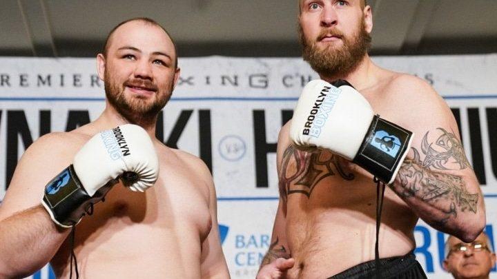 Kownacki-Helenius Rematch, Efe Ajagba-Frank Sanchez Slated For Fury-Wilder Undercard