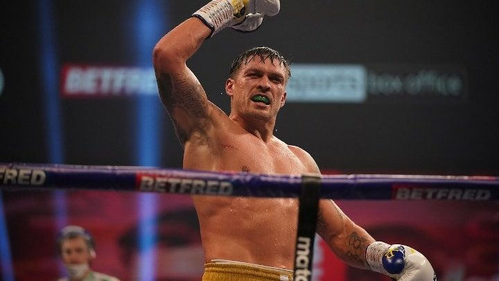Wilder Views Usyk as Threat, Dangerous Fight For Anthony Joshua