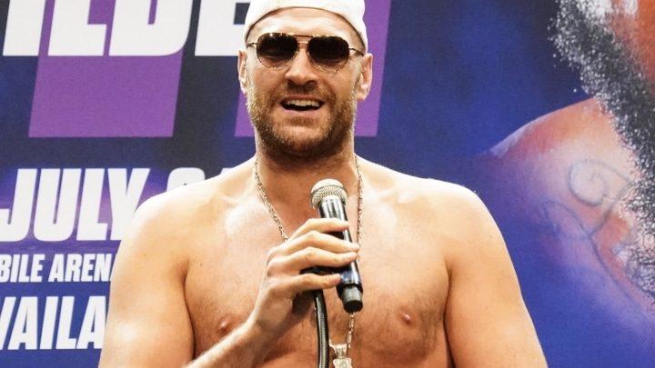 Tyson Fury: Wilder is Broken Mentally, I'll Ruin Him Quicker in Trilogy – Inside Five!